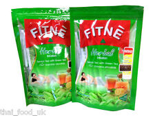 2 x FITNE HERBAL INFUSION (GREEN TEA FLAVOUR)