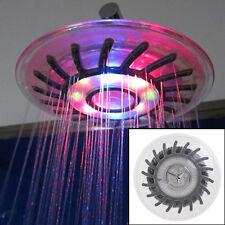 Soffione doccia romantico 4 colori LED bagno HK