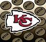 Kansas City Chiefs Logo NFL Die Cut Vinyl Sticker Car Window Hood Bumper Decal