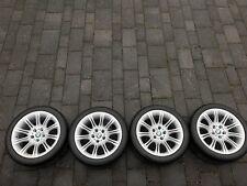 Alufelgen BMW 5er E60/E61 M135 Doppelspeiche + Bridgestone Sommer  (Komplettrad)