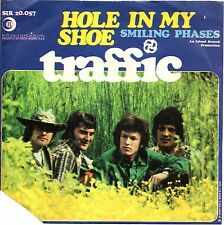 Traffic-Hole In My Shoe/Smiling Phases45 giri 1967 NM Italian Issue