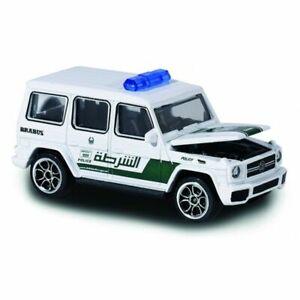 Majorette Dubai Police Super Cars Mercedes AMG G 63 G Wagon