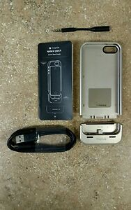 Mophie Space Pack 32GB Storage and Battery Case for iPhone 5/ 5s (Gold)