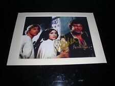 Classic Mounted Star Wars Prints