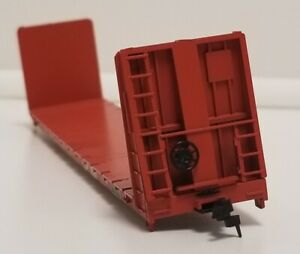 CANADIAN PACIFIC CP RAIL FLAT CAR - HO SCALE