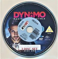 Dynamo Mission Impossible Series 3 DVD