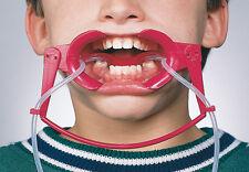 5 X Sino Dental Oral Dry Field System Nola Retractor Lip Cheek Retractor Red