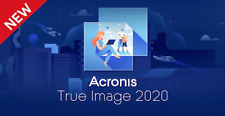 Acronis True Image 2020 | Latest Version | Bootable ISO Image | Fast Delivery