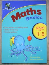 Maths Reception Book Age 4 5 Children Educational Book Numeracy Numeracy Study