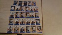 1990-91 IGA Edmonton Oilers Set of 24 Cards - NHL Hockey - EX-MT - Mark Messier