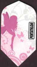 Fairy Princess PENTATHLON Slim Dart Flights: 3 per set