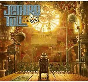 JETHRO TULL 'PLAY IN TIME' (LIVE 1970) 2 CD Set (2021)