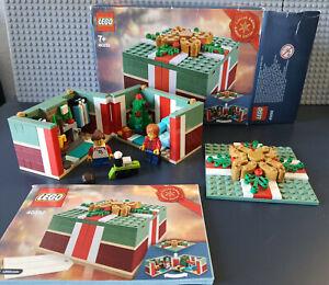 Lego Edition Limitée 40292 _ Cadeau de Noël _100% complet