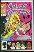 LOT OF 4 COPIES SILVER SURFER #1 VF/NM 9.0 1987 MARVEL COMICS
