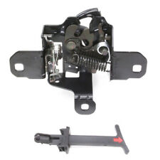 Car Truck Hood Latch Lock W/Pull Handle Kit Fit for 199-2005 Golf and Jetta