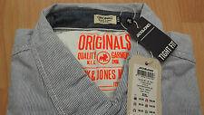 "JACK AND JONES LONG SLEEVED SIZE 44""-46"" TIGHT FIT(ORIGINAL)"