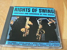 Phil Woods - Rights of Swing - Curtis Fuller - Flanagan - CD Candid West Germany