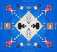 Perfume COSMIC EXPLORER First Press Limited Edition A 2CD + Blu-ray F/S w/Track#