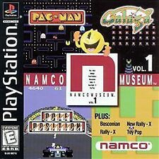 Namco Museum Vol. 1 (Sony PlayStation 1, 1996)DISC ONLY