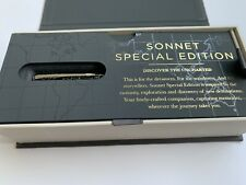 Parker Special Edition Sonnet Metro Ballpoint Pen New