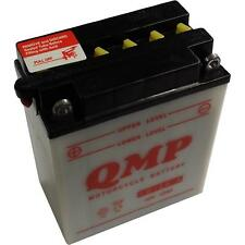 Batterie für KAWASAKI 550ccm Z 550 F  ab Baujahr 1983 (YB12A-A)