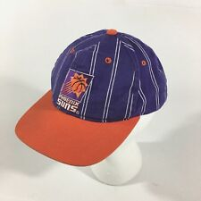 Vintage Starter Phoenix Suns Youth Snapback Pinstripe Hat Cap NBA 80s 90s