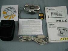 Toshiba PDR 3320 3.2 Megapixel Digital Camera