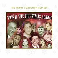 THIS IS THE CHRISTMAS ALBUM -BING CROSBY,ELVIS PRESLEY, FRANK SINATRA 2 CD NEU
