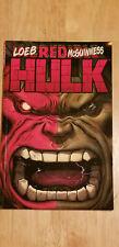 HULK: RED HULK VOL 1 BY LOEB & MCGUINNESS~ MARVEL TPB