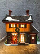 Ichabod Crane'S Cottage Dept 56 Heritage Village 59544 New England Sleepy Hollow