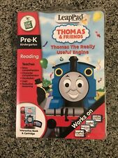 LeapPad Reading Thomas and Friends Thomas the Useful Engine Pre K