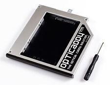 Opticaddy SATA-3 HDD/SSD Caddy+Blende für Lenovo Thinkpad W541