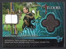 THE TUDORS FINAL SEASON (Breygent 2013) PROP CARD #P8 LEATHER FOLDER (#114/155)