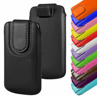 Magnetic PU Leather Pull Flip Tab Case Cover Pouch For Samsung Galaxy J5 (2016)