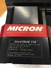 THOMSON MICRON LARGE GEAR REDUCER 90 DEGREE FOR STEPPER MOTOR HEAVY DUTY UNIT