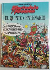 MAGOS DEL HUMOR Nº 42 - MORTADELO Y FILEMÓN - EL QUINTO CENTENARIO