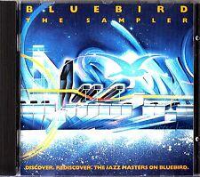 Bluebird - The Sampler - V/A -Best Of Jazz Masters CD (Duke Ellington/Red Norvo)
