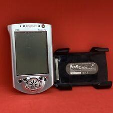 COMPAQ iPAQ pocket PC Model 3760 - Silber mit Seltenem Memplug