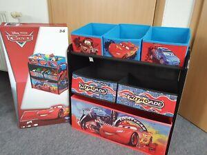 Disney Pixar Cars Regal Ordnungssystem in OVP TOP