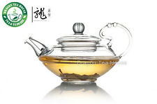 Mini Clear Glass Teapot w/t Anti-slip Lid 140ml FH-798J
