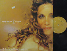 "MADONNA ~ Frozen ~ 12"" Single PS"