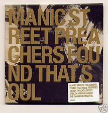 "MANIC STREET PREACHERS ""Found That Soul"" UK CD single"