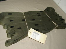 "nylon tow choker strap 4X4 1 3/4""  36 ft loop USA MADE od green military"