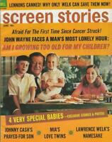ORIGINAL Vintage June 1970 Dell Screen Stories Magazine John Wayne