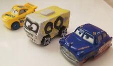 Disney Cars 3 Mini Racers Die-Cast 15 Cruz R 16 ARVY 17 Fabulous Hudson Sealed