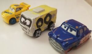 Disney Cars 3 Mini Racers Die-Cast 15 Cruz R 16 ARVY 17 Fabulous Hudson Sealed