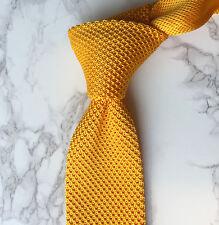 5b941986dfd4 Mustard Tie in Men's Ties, Bow Ties & Cravats for sale   eBay
