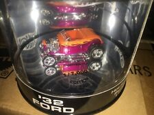 2003 HOT WHEELS OIL CAN SERIES 1932 32 FORD ROADSTER PINK COLOR VARIATION 1/7000