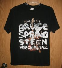Bruce Springsteen - Wrecking Ball 2012 Tour Concert T-Shirt (Medium) 100%Cotton