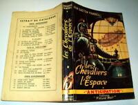 FLEUVE NOIR ANTICIPATION FNA 7 J.G. VANDEL LES CHEVALIERS DE L'ESPACE 1952 TBE